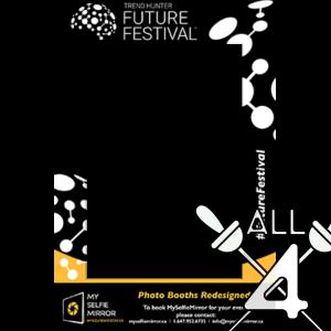 template, photo booth, future festival, future